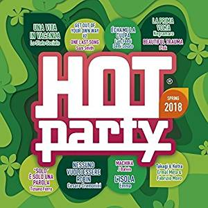 HOT PARTY SPRING 2018 (CD)