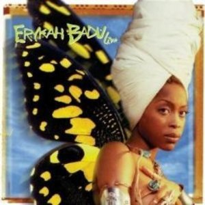 ERYKAH BADU - BADUIZM LIVE (CD)