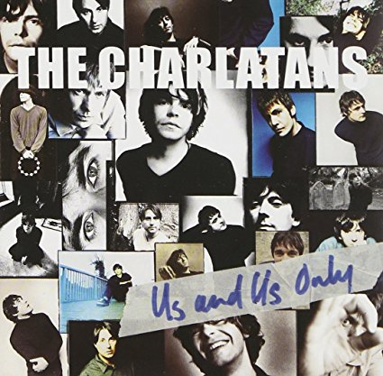 CHARLATANS - US AND US ONLY (CD)