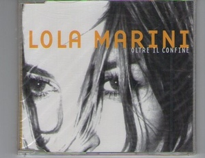 LOLA MARINI - OLTRE IL CONFINE (CD)