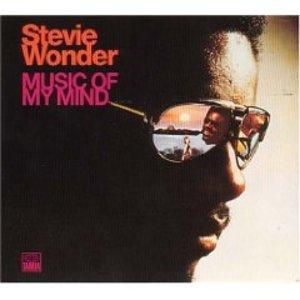 STEVIE WONDER - MUSIC OF MY MIND RMX (CD)