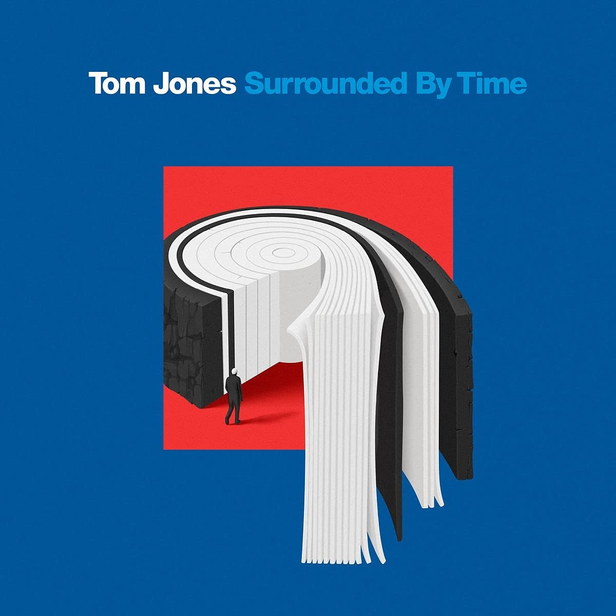 TOM JONES - SURROUNDED BY TIME (CD)