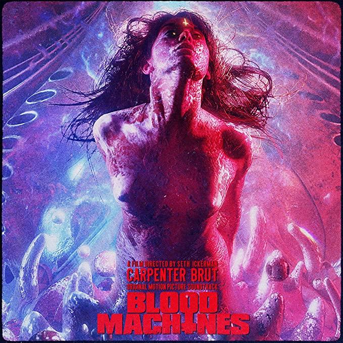 BLOOD MACHINES (COLONNA SONORA) (CD)