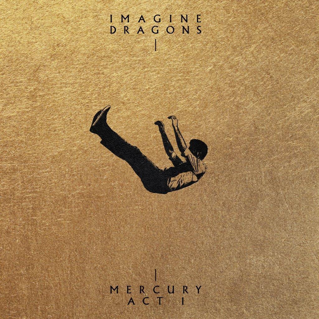 IMAGINE DRAGONS - MERCURY-ACT 1 (CD)