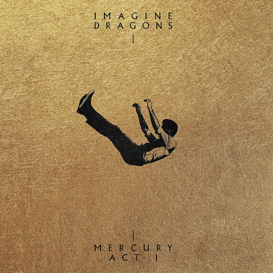 IMAGINE DRAGONS - MERCURY - ACT 1 (DELUXE EDITION) (LP)