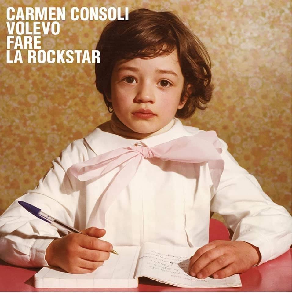 CARMEN CONSOLI - VOLEVO FARE LA ROCKSTAR (CD)