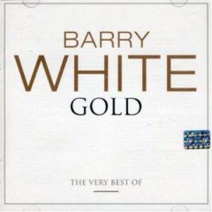 BARRY WHITE - GOLD -2CD (CD)