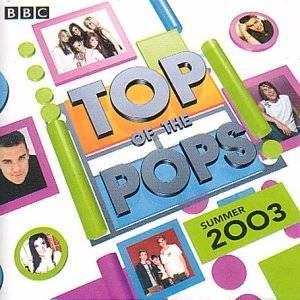 TOP OF THE POPS SUMMER 2003 IMPORT (CD)