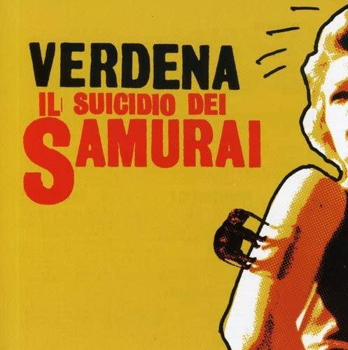 VERDENA - IL SUICIDIO DEI SAMURAI (CD)