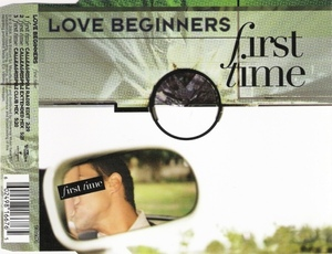 LOVE BEGINNERS - FIRST TIME (CD)
