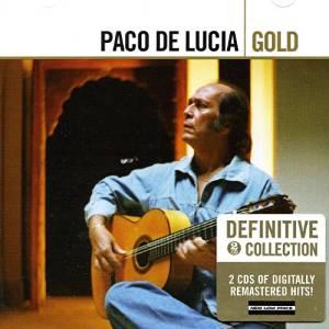 PACO DE LUCIA - GOLD -2CD (CD)