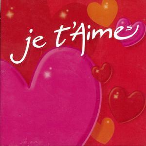 JE T'AIME 5 -2CD (CD)