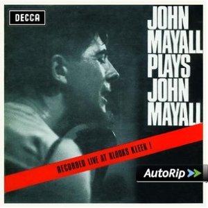 JOHN MAYALL - PLAYS JOHN MAYALL (CD)
