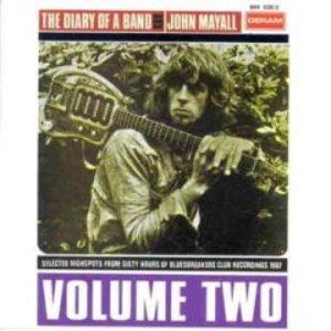 JOHN MAYALL - DIARY OF A BAND VOL.1 & 2 REMASTERED -2CD (CD)