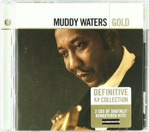 MUDDY WATERS - GOLD (CD)