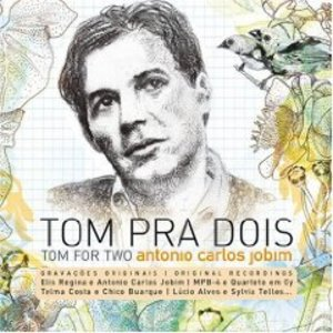 TOM PRA DOIS (TOM FOR TWO) (CD)