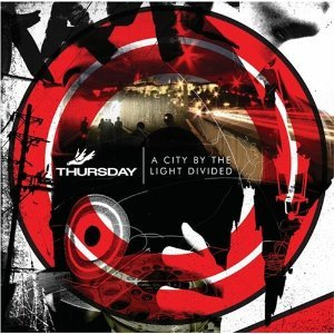 THURSDAY - A CITY BY THE LIGHT DIVIDED (CD)