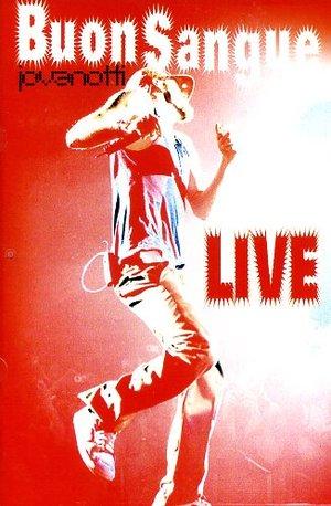 JOVANOTTI BUON SANGUE LIVE (DVD)
