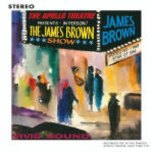 JAMES BROWN - LIVE AT THE APOLLO 1962 -(REMASTERED) (CD)
