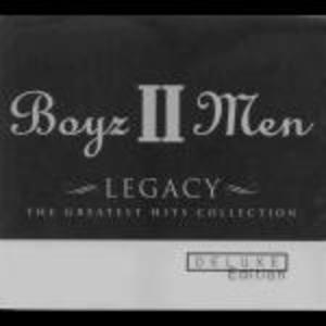 BOYZ II MEN - LEGACY -2CD (CD)