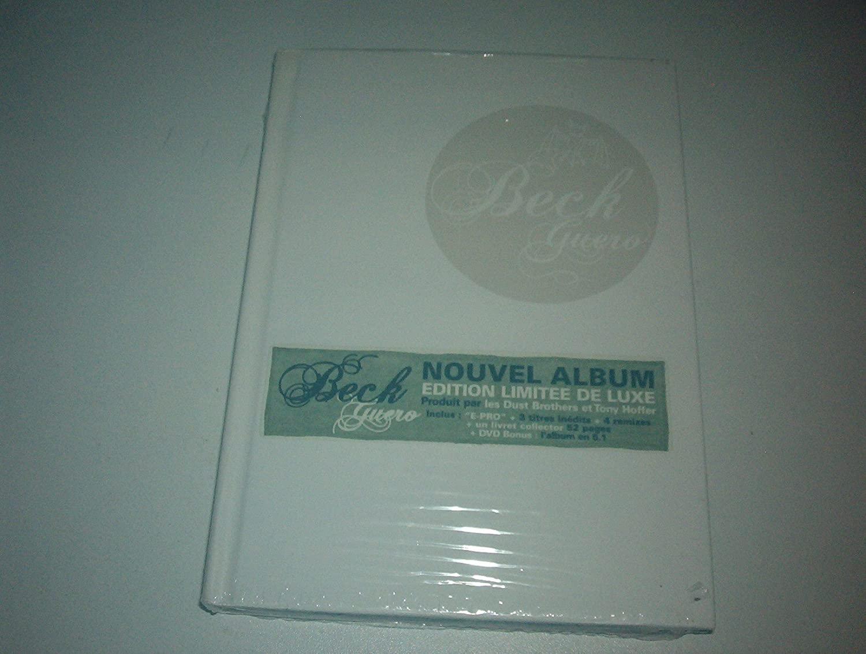 BECK-GUERO -DVD+CD- (DVD)