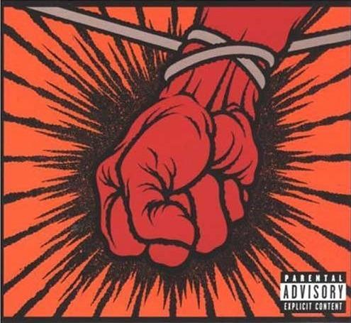 METALLICA - ST. ANGER (CD)