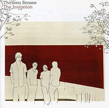 THIRTEEN SENSES - THE INVITATION (CD)