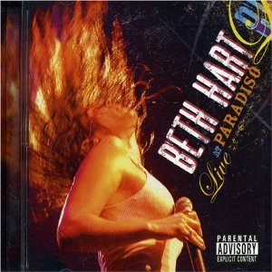 BETH HART - LIVE AT PARADISO (CD)