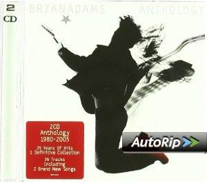 BRYAN ADAMS - ANTHOLOGY -2CD (CD)