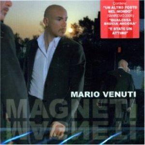 MARIO VENUTI - MAGNETI (CD)