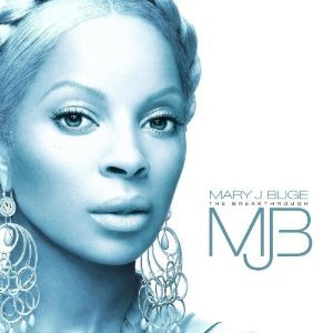 MARY J. BLIGE - THE BREAKTHROUGH (CD)