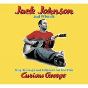 JACK JOHNSON - CURIOUS GEORGE (CD)