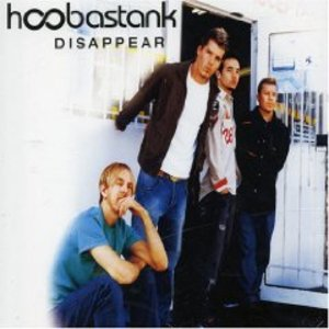 HOOBASTANK - DISAPPEAR (CD)