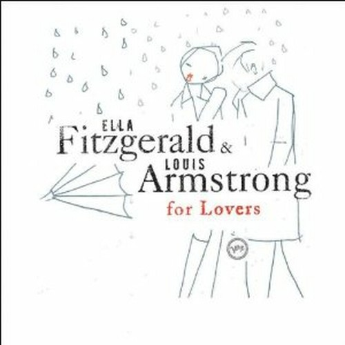 ELLA FITZGERALD / LOUIS ARMSTRONG - ELLA & LOUIS FOR LOVERS (CD)