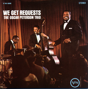 OSCAR PETERSON TRIO - WE GET REQUESTS (CD)