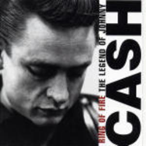 RING OF FIRE - THE LEGEND OF JOHNNY CASH (CD)