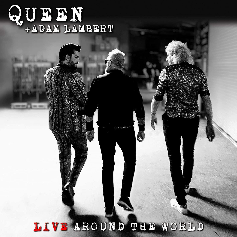 QUEEN/ADAM LAMBERT - LIVE AROUND THE WORLD (CD+DVD) (CD)
