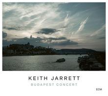 KEITH JARRETT - BUDAPEST CONCERT 2LP (LP)