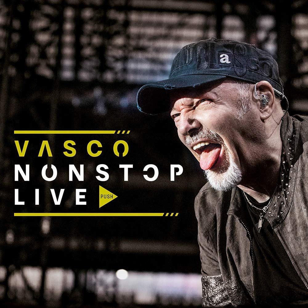 VASCO ROSSI - VASCO NONSTOP LIVE (2 CD+2 DVD+BLU-RAY) (CD)