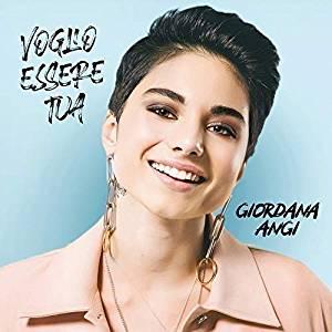 ANGI GIORDANA - VOGLIO ESSERE TUA (CD)
