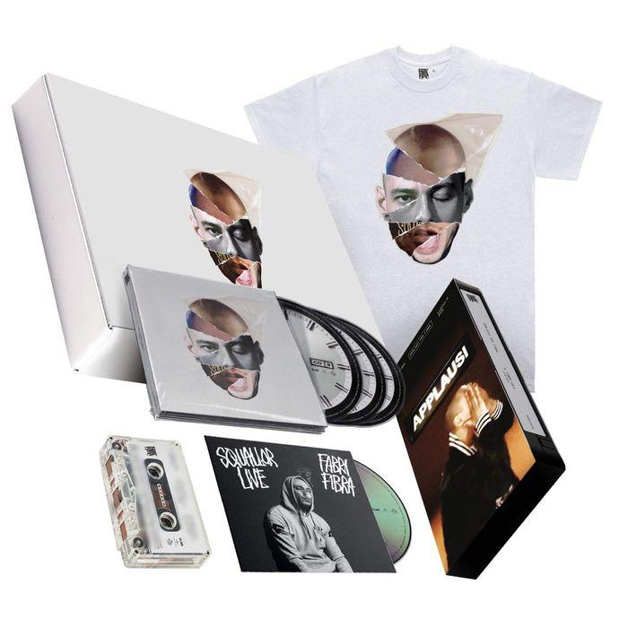 FABRI FIBRA - IL TEMPO VOLA 2002-2020 (SUPER DELUXE BOX) (3 CD+T