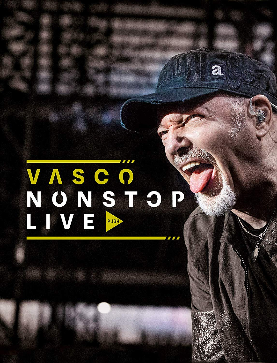 "VASCO ROSSI - VASCO NONSTOP LIVE (3 CD+3 DVD+BLU-RAY+7""+PHOTOBOO"