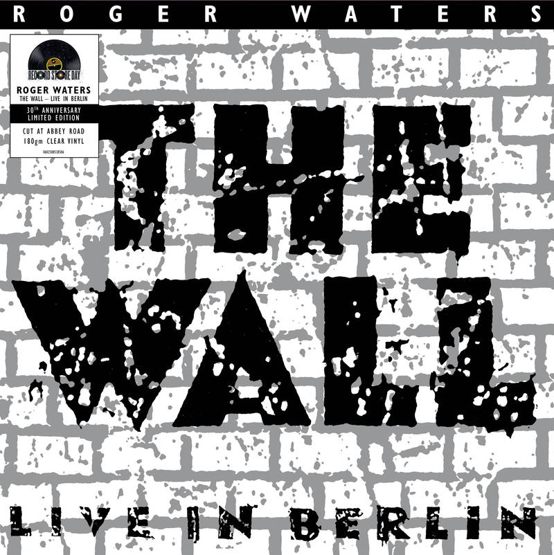 ROGER WATERS - THE WALL (2 LP) (WHITE VINYL) (RSD 2020) (LP)