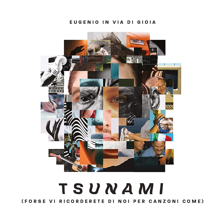 EUGENIO IN VIA DI GIOIA - TSUNAMI (SANREMO 2020) (CD)