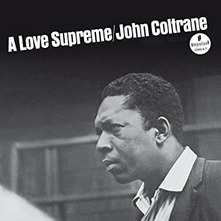 JOHN COLTRANE - A LOVE SUPREME (LP)