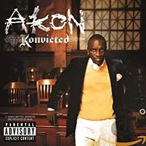 AKON - KONVICTED (CD)