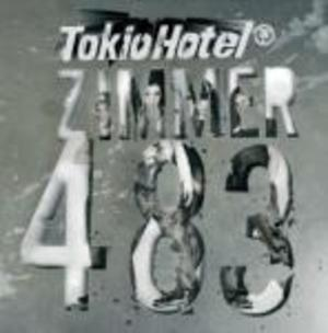TOKIO HOTEL - ZIMMER 483 (CD)