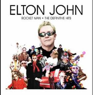 ELTON JOHN - ROCKET MAN (CD)