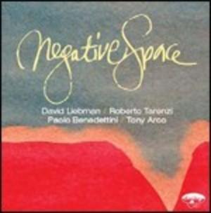 DAVID LIEBMAN - NEGATIVE SPACE (CD)