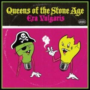 QUEENS OF THE STONE AGE - ERA VULGARIS (CD)